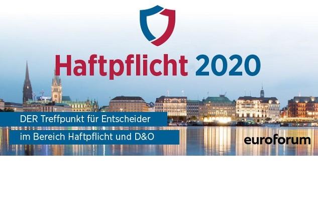 Euroforum Jahrestagung | Haftpflicht 2020 | 21. und 22. Januar 2020 | Hamburg