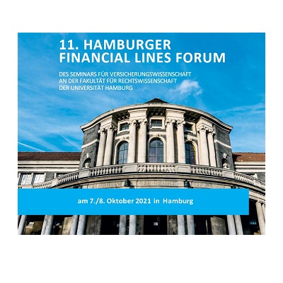 11. Hamburger Financial Lines Forum 07. – 08.10.2021