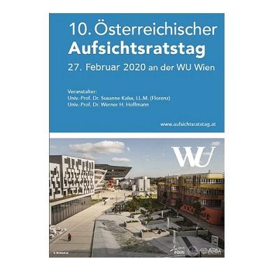 10. Österreichischer Aufsichtsratstag 27.02.2020