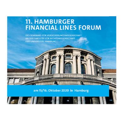 11. Hamburger Financial Lines Forum am 15.10. und 16.10.2020