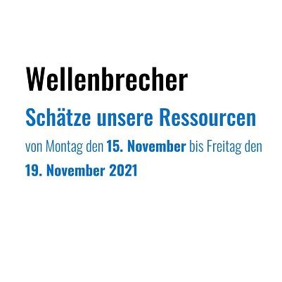 Wellenbrecher 15.11. – 19.11.2021