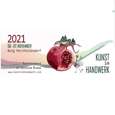 Kunst im Handwerk vom 6.11. -7.11.2021